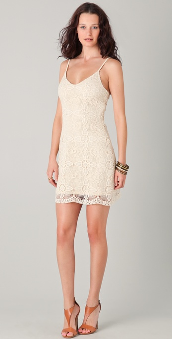 BB Dakota Aurora Lace Dress