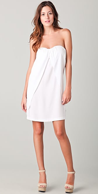BB Dakota Gisela Strapless Dress
