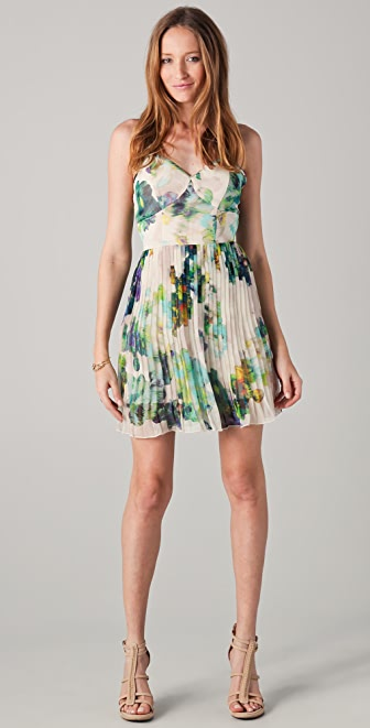 BB Dakota Monique Printed Dress