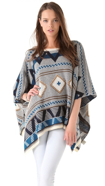 BB Dakota Dupree Phoenix Poncho