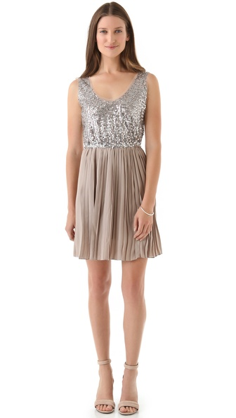 BB Dakota Olsen Sequined Dress