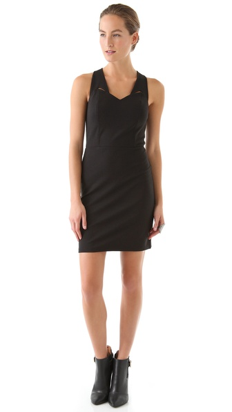 BB Dakota Maura Ponte Dress