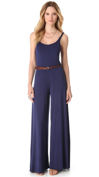 BB Dakota Lyric Twisted Strap Jumpsuit