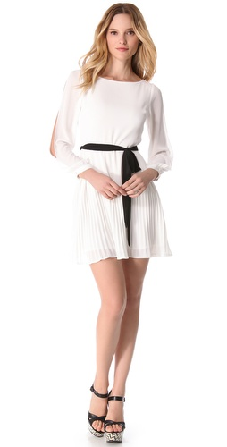BB Dakota Fareeda Split Sleeve Dress