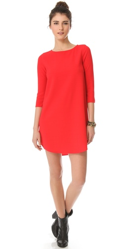 Shop BB Dakota Noland Textured Shift Dress and BB Dakota online - Apparel, Womens, Dresses, Day,  online Store