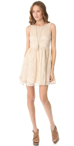 BB Dakota Azura Lace Dress