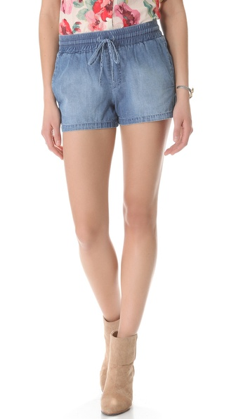 BB Dakota Dakota Collective Drawstring Shorts