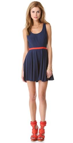 BB Dakota Royer Cross Back Dress
