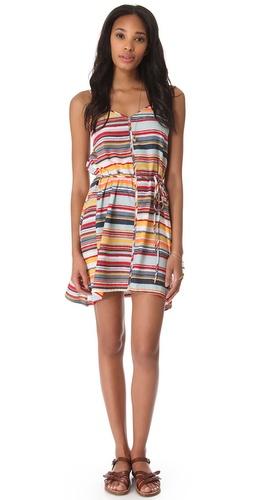 BB Dakota Adelie Stripe Dress