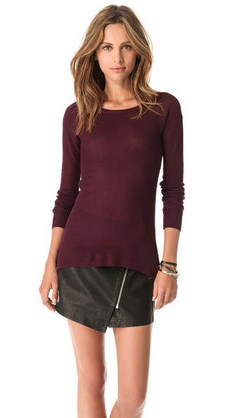 BB Dakota Julissa Mesh Sweater