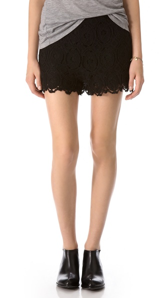 BB Dakota Arielle Lace Short
