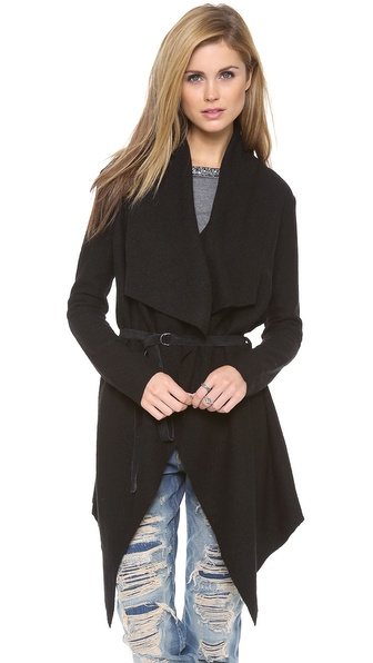 BB Dakota Velma Drapey Jacket