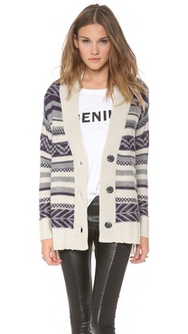 BB Dakota Marilyn Oversized Cardigan