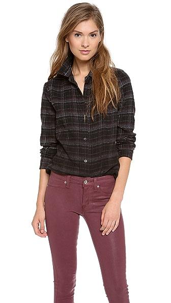 BB Dakota Dakota Collective Jackie Flannel Shirt