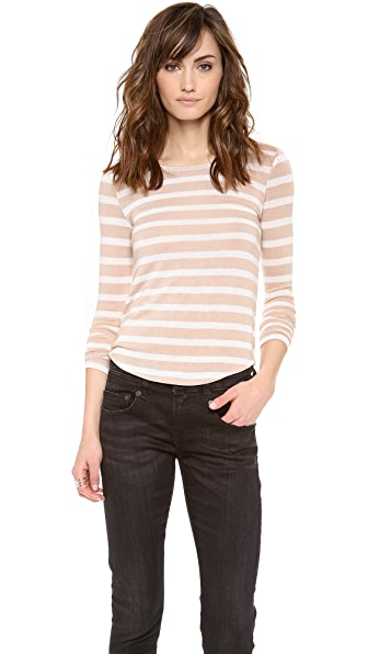 BB Dakota Dakota Collective Sadi Long Sleeve Tee