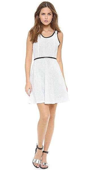 BB Dakota Gia Vegan Leather Dress