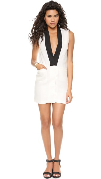 BB Dakota Aslan Vest Dress