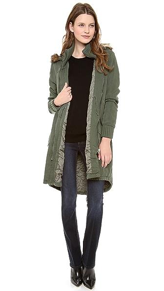 BB Dakota Abby Tencel Coat