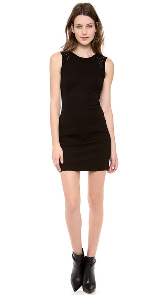 BB Dakota Fleming Ponte Dress
