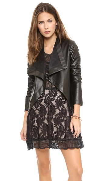 Bb Dakota Lillian Jacket - Black