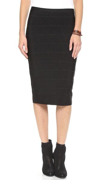 BB Dakota Senet Pencil Skirt