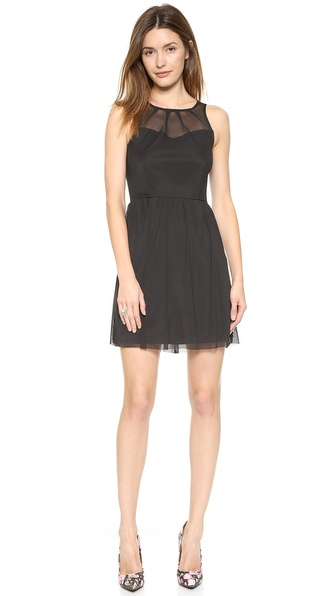 Shop BB Dakota online and buy Bb Dakota Lexy Dress Black online