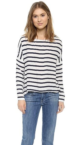 Bb Dakota Hannelore Shirt - Navy
