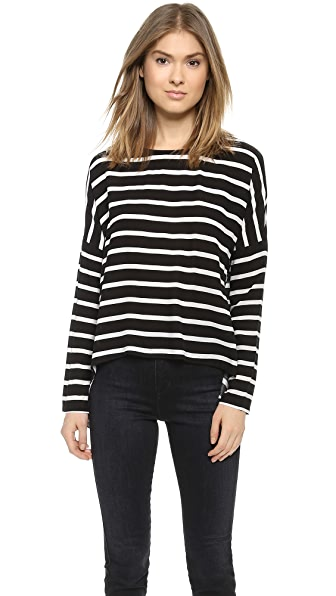 Bb Dakota Hannelore Shirt - Black