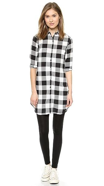Kupi BB Dakota haljinu online i raspordaja za kupiti Bb Dakota Tanwyn Shirtdress Black online