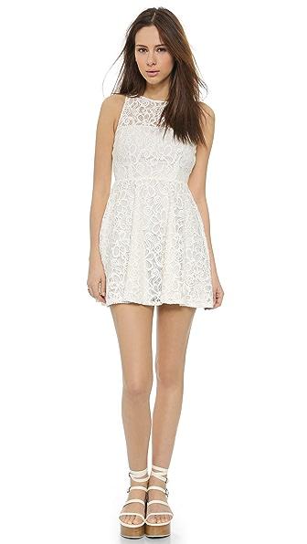 Kupi BB Dakota haljinu online i raspordaja za kupiti Bb Dakota Fenton Dress Ivory online