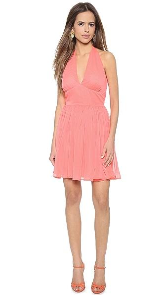 Kupi BB Dakota haljinu online i raspordaja za kupiti Bb Dakota Amrei Halter Dress - Juice online