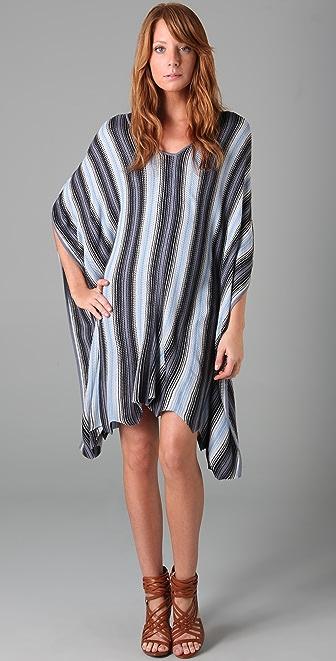 BCBGMAXAZRIA Rosie Striped Dress