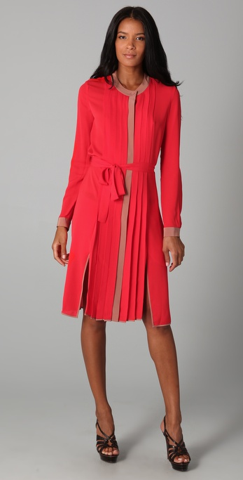 BCBGMAXAZRIA Cambria Shirtdress