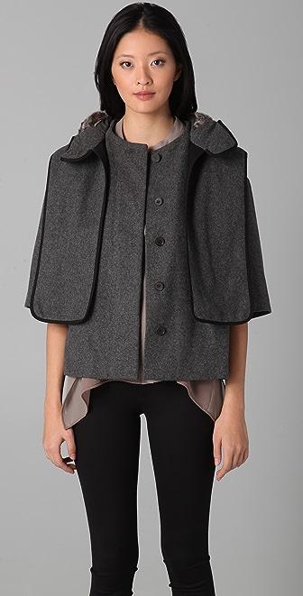 BCBGMAXAZRIA Payton Coat