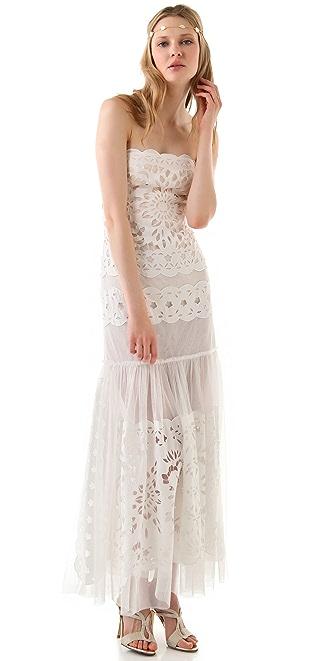 BCBGMAXAZRIA The Aurora Gown