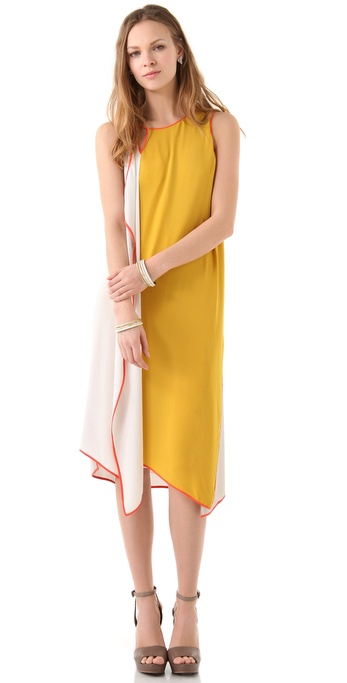 BCBGMAXAZRIA The Karolina Midi Dress