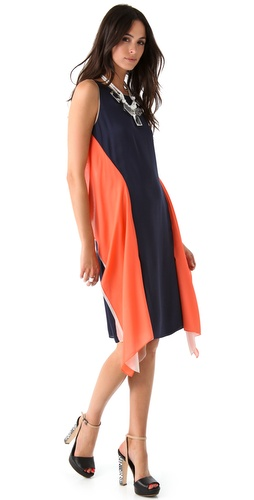 BCBGMAXAZRIA The Brieena Midi Dress