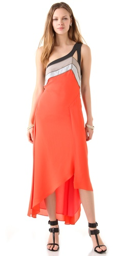 BCBGMAXAZRIA The Kaia Dress