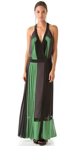 BCBGMAXAZRIA The Hereith Maxi Dress