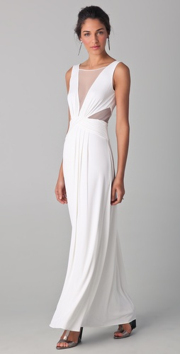 BCBGMAXAZRIA Magdalena Gown