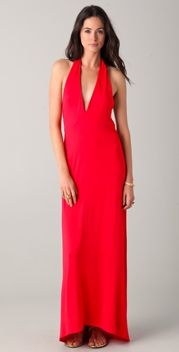 BCBGMAXAZRIA Meadows Maxi Dress