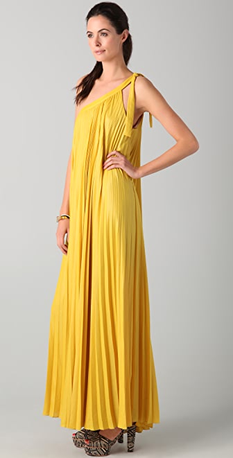 BCBGMAXAZRIA Abee Maxi Dress