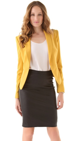 BCBGMAXAZRIA Bowie Tuxedo Jacket