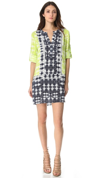 BCBGMAXAZRIA Clementin Tunic Dress