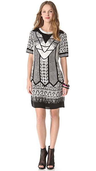 BCBGMAXAZRIA Kidd Dress