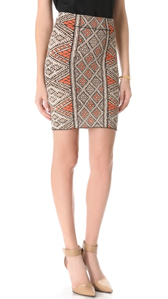 BCBGMAXAZRIA Carmel Skirt