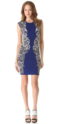 BCBGMAXAZRIA Ellena Dress