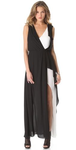 BCBGMAXAZRIA Yuliana Dress