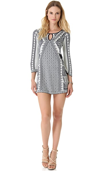 BCBGMAXAZRIA Megan Mini Dress