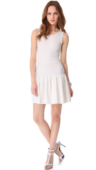 BCBGMAXAZRIA Sleeveless Mini Dress